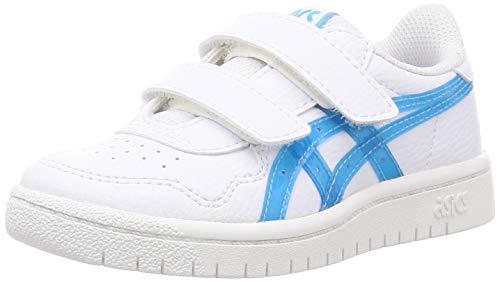 ASICS Japan S Ps Sneaker, Blanco/Aquarium, 33 EU