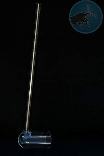 Salty Bee Selektierpfeife 2.Wahl | Fischfangglocke für Garnelen, Krebse und Fische im Aquarium -30mm