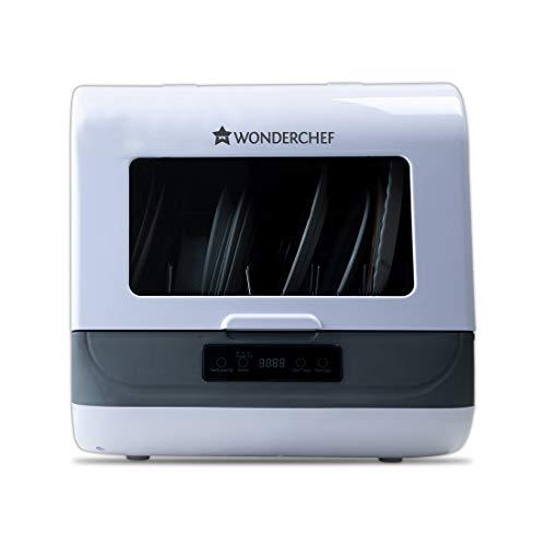 Wonderchef CounterTop Dishwasher, White
