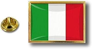 Spilla Pin pin's Spille spilletta Giacca Bandiera Distintivo Badge Italia