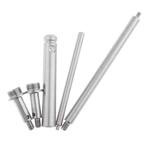 Shiwaki Trompete Mundstück Reparatur Werkzeug, für Posaunen Trompete Blechblasinstrumente Ersatzteile