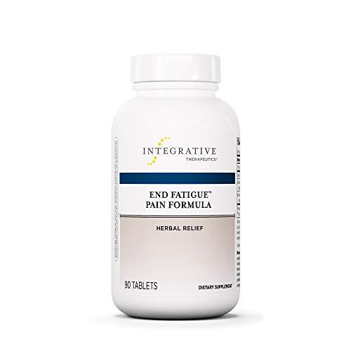 Integrative Therapeutics - End Fatigue Pain Formula - Herbal Pain Relief Formula - 90 Tablets