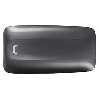 1 To Samsung SSD Portable X5, SSD Thunderbolt 3 externe (40 Gbps), 2800 Mo / s en lecture, 2300 Mo / s en écriture, commerce de détail - MU-PB1T0B/EU (B07GL8MXJF)   Amazon price tracker / tracking, Amazon price history charts, Amazon price watches, Amazon price drop alerts