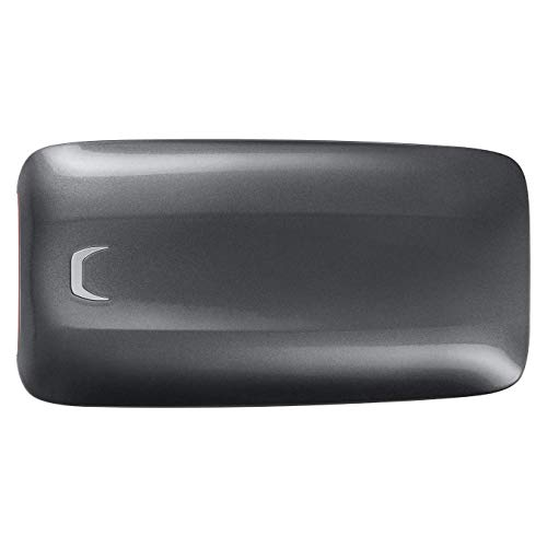 Samsung MU-PB500B/EU Portable SSD X5 500 GB Thunderbolt 3 Externe SSD Schrawz