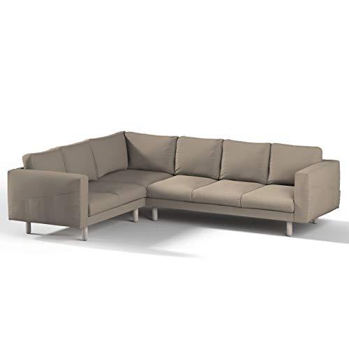 Dekoria Norsborg 1029-702-28 IKEA norsborg - Funda para sofá de 5 plazas, norborg