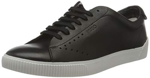 HUGO Zero_Tenn_N, Zapatillas Mujer, Negro1, 36 EU