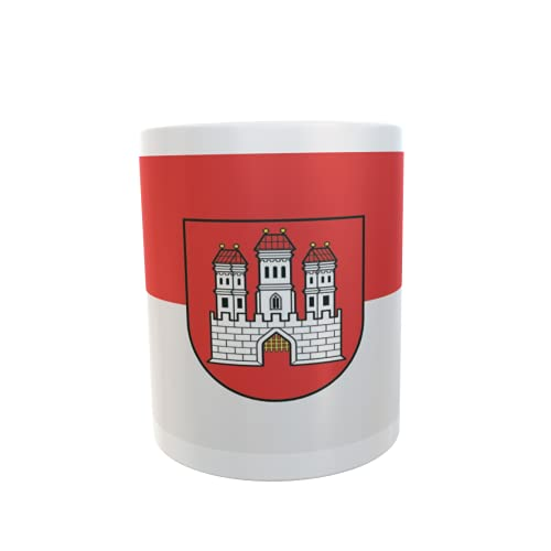 U24 Tasse Kaffeebecher Mug Cup Flagge Bratislava