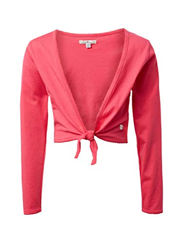 TOM TAILOR Mädchen T-Shirts/Tops Jersey Bolero Raspberry Sorbet pink,104/110