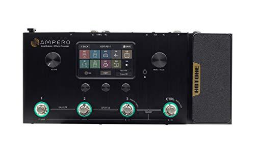 Hotone Ampero Amp Modeler & Multi-Effects Processor (TMP100)