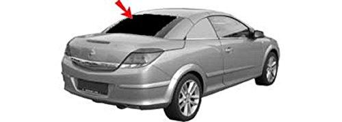 Solarplexius Sonnenschutz Autosonnenschutz Scheibentönung Sonnenschutzfolie OPEL Astra Twin TOP Cabrio Bj.06-10 -Nur Heckscheibe-