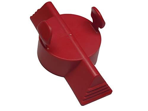 Westfalia Verschluss-Stopfen 903137630101 für abnehmbare Anhängerkupplung (nicht universell einsetzbar) - Schutz vor Wasser und Schmutz bei Nicht-Gebrauch der AHK