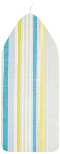 MSV 130059 Housse de Repassage pour Table gm 145 x 61 cm, Coton/Polyester, Motifs Assortis