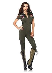 Leg Avenue Women's Top Gun Flight Su...