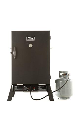Masterbuilt GS40 20050211 Black Propane Smoker, 40-Inch, 40 Inch