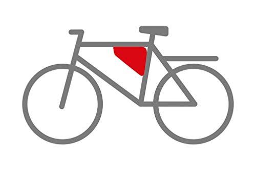 ABUS Fahrradtasche ST 2250, Black, 23.5 x 19.5 x 5 cm - 5