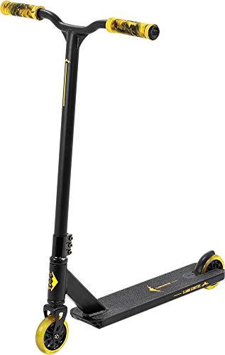 Slamm Classic V8 Scooter 2020 Black/Yellow