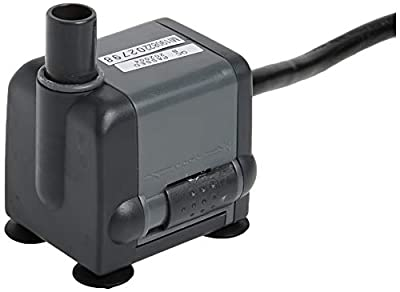 Jebao PP-377 105 GPH Submersible Fountain Pond Water Pump 5W