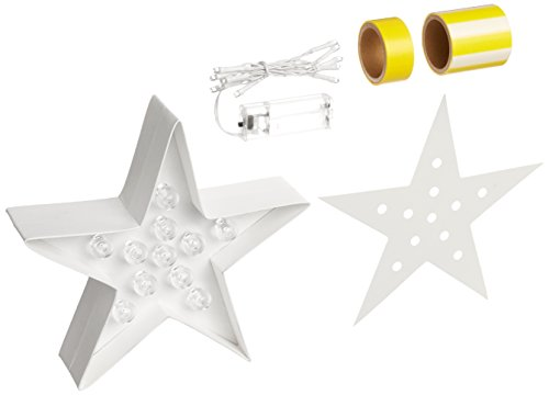 American Crafts Marquee Kits, Blanc