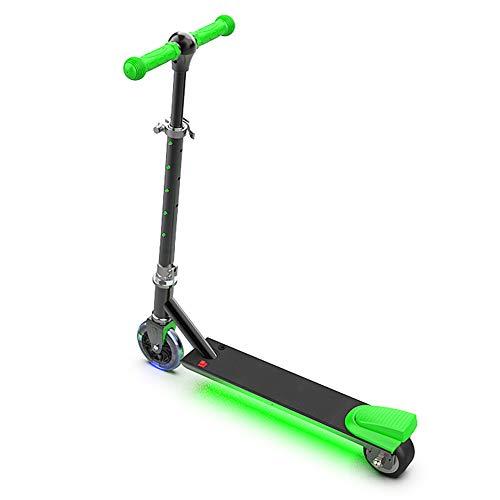 GYFHMY Patinetes eléctricos de 2 Ruedas - Scooter para Principiantes para niños...