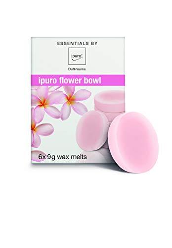 ipuro Essentals wax melt flower bowl, 9 ml IFC0197