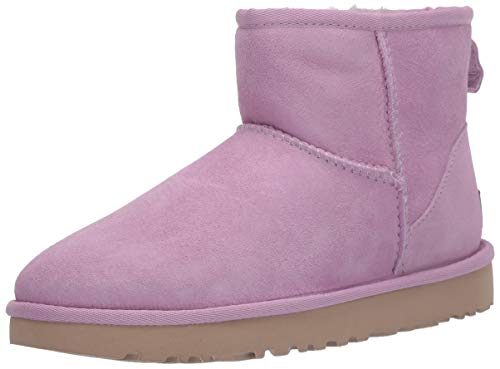 UGG Australia Donna Bailey Button II Suede Port Stivali 38 EU