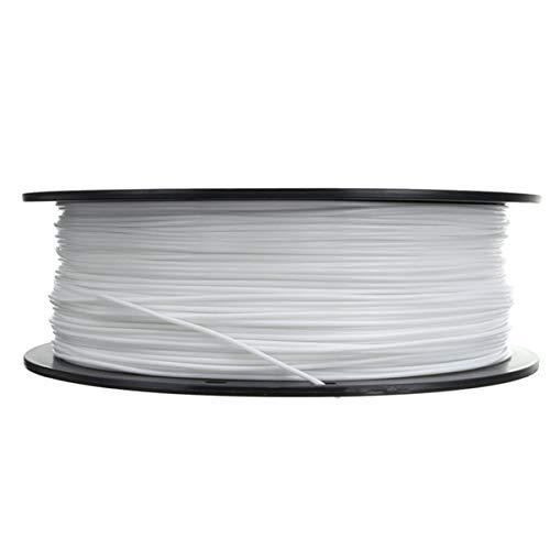 LUOEM Filamento de La Impresora 3D Pla 1. Materiales de Impresión 3D Tridimensionales de 75 Mm 500G 165M