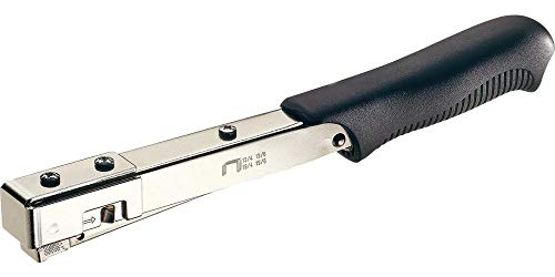 Rapid Hammertacker R19, Leicht und Kompakt, Stahlkonstruktion, für Klammern 4-6 mm