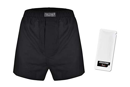 CleanU® Anti Paranoia Pack - Boxershorts mit Geheimfach = Special Pants + 25 ml Original Clean Urin der Marke CleanU® 100% synthetisch + 100% diskret
