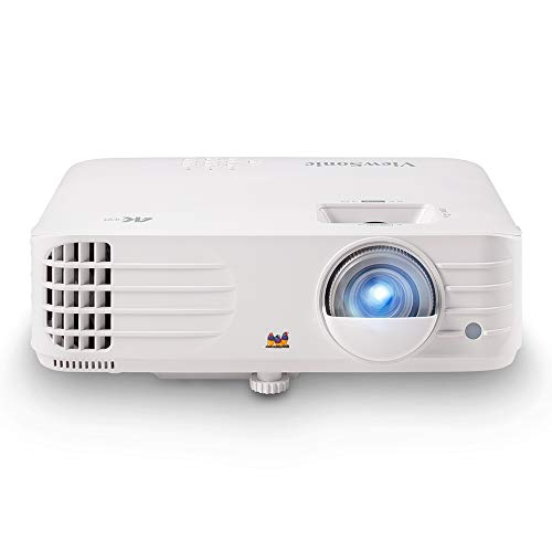 Viewsonic PX701-4K UHD Heimkino DLP Beamer (4K, 3.200 ANSI Lumen, 2x HDMI, 10 Watt Lautsprecher, 1.1x optischer Zoom, HDR) Weiß