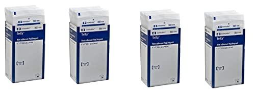 "1238 Telfa Non-Adherent Pads Prepack, 8"" x 3"" (Pack of 50) (Four Pack)"