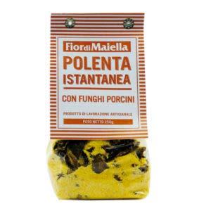 POLENTA ISTANTANEA CON FUNGHI PORCINI Gr 250