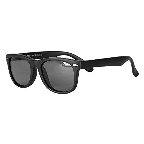 Kids Polarized Boys Girls Sunglasses-GOUDI Rubber Fashion For Children Sports Sunglasses Rubber...
