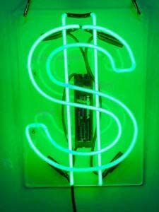 Amymami Beer Bar Finally popular brand US At the price Dollar Neon Sign Lamp Li Acrylic Bright 14in