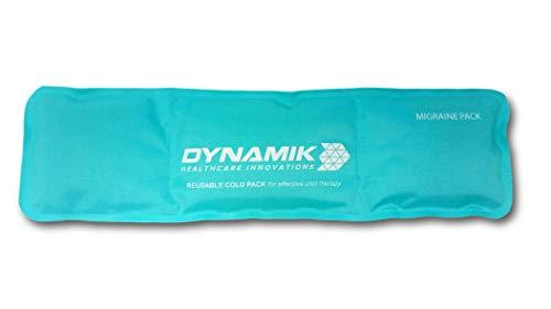 Bolsa para aplicar frío y calor - Delgado - 31.5 x 8.5 cm de Dynamik Products