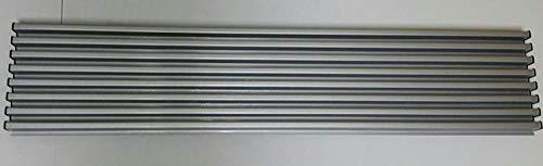 Rejilla Ventilacion Horno 8 lamas Inox 60 ctm