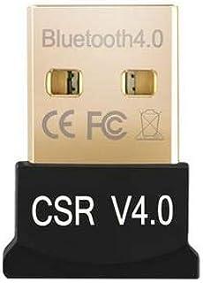 Bluetooth USB Adapter, Bluetooth USB dongle Plug and Play for T27G,T29G,T46G,T48G,T46S,T48S,T52S, Raspberry PI,Windows10/8