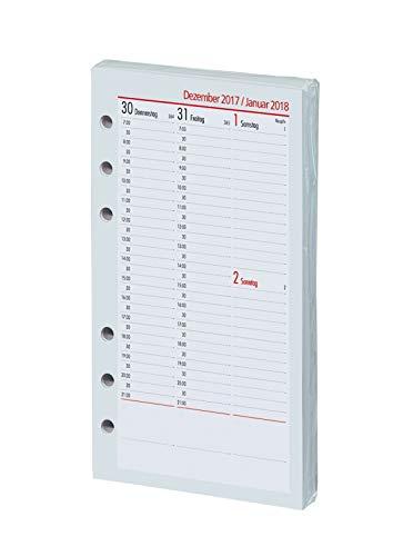 BSB Ersatzkalendarium Kompakt - A6, 1 Woche / 2 Seiten, vertikal, 02-0094