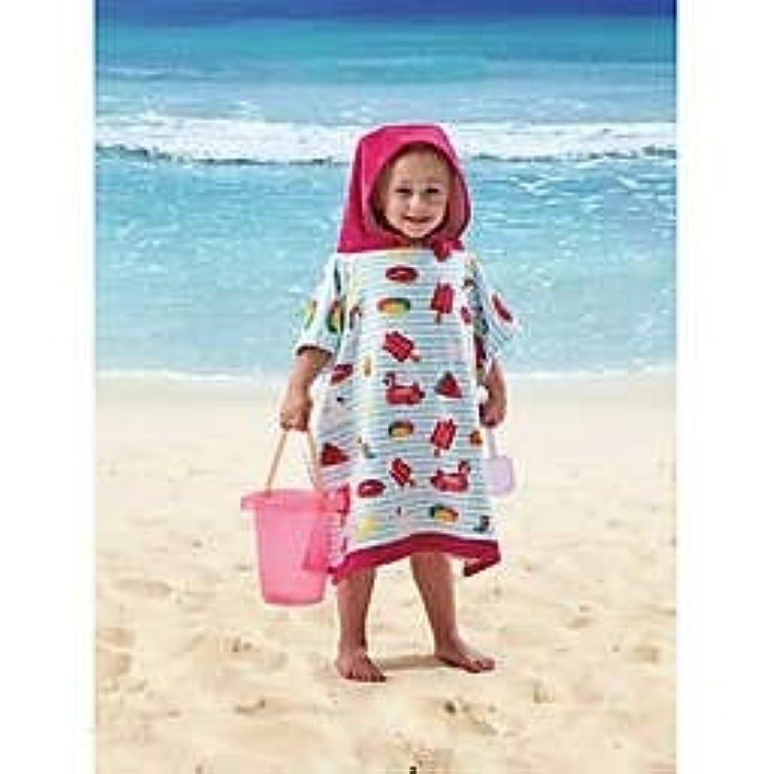 槍メイト証明するビーチ、プールパーティー、バス用フード付きタオル
