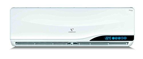 Videocon VSN35.WV2-MDA Split AC (1 Ton, 5 Star Rating, White)