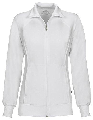 Cherokee (modelos de mujer de cremallera frontal chaqueta de calentamiento, 2391a