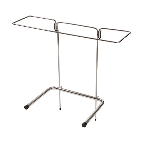 DMI Adjustable Blanket Lift Bar Support Frame for Arthritis, Gout, Surgery Recovery Relief, Silver