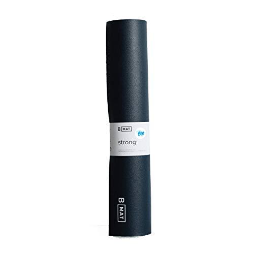 Fit for Fun Yogamatte B MAT Strong – von B Yoga, 6 mm Dicke, rutschfeste Fitnessmatte, vegane & ökologische Herstellung,...