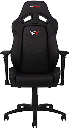 GT Omega Elite Racing Gaming Chair with Ergonomic Lumbar Support