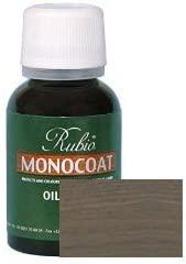 Rubio Monocoat Oil Finally resale start Plus 2C-A Sample Credence Wood Grey Stain Slate 20ml