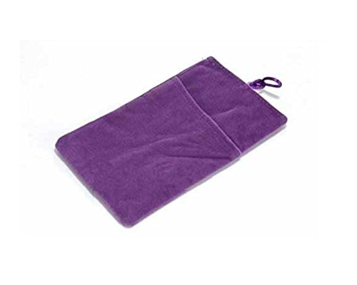 Deet® - Funda protectora para iPhone 5, 5S, SE, 6, 6S, color morado