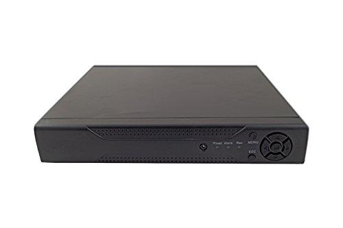 Dvr 16 canali audio video HDMI LAN H264 videosorveglianza sicurezza D6616