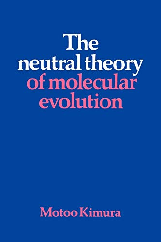 Neutral Theory Molecular Evolution