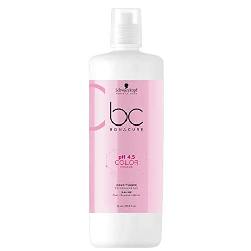 Schwarzkopf Professional BONACURE ph 4.5 Color Freeze Conditioner, 1 l