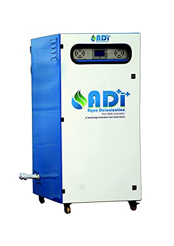 ADi - Aqua Deionization 500LPH /12000LPD A Centralized Plug and Play Water Purification System