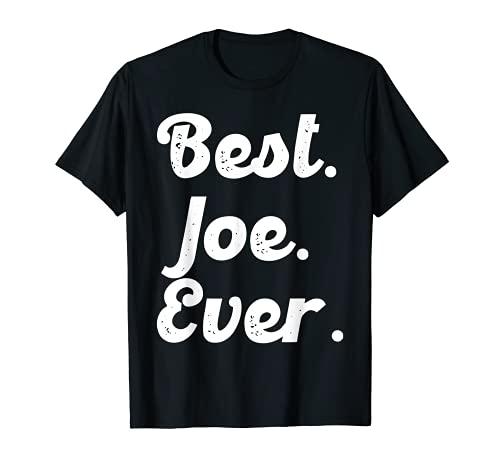 MEJOR. JOSÉ. SIEMPRE. Camisa divertida idea de regalo del Camiseta